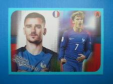Panini Foot 2016-17 P19 Antoine Griezmann Poster de l'Equipe de France