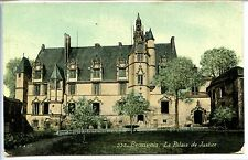 CP 60 OISE - Beauvais - La Palais de Justice