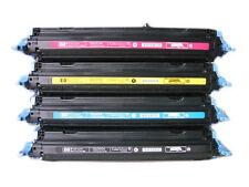 8 Virgin Empty HP Q6000A Q6001A Q6002A Q6003A Laser Cartridges 2600 (2 sets)