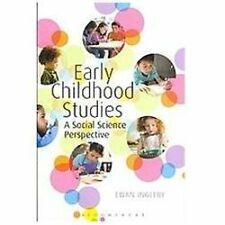 NEW - Early Childhood Studies: A Social Science Perspective