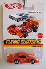 HOT WHEELS Flying Customs 935/78 porsche Tough and Sturdy Metal/Metal