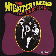 The Little Black Egg [Big Beat] by The Nightcrawlers (CD, Nov-2000, Big Beat...