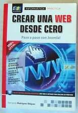 CREAR UNA WEB DESDE CERO - PASO A PASO CON JOOMLA! - STARBOOK 2012 - VER INDICE