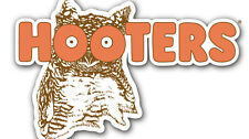 HOOTERS A5 IRON ON T-shirt Transfer Cool Retro Funny