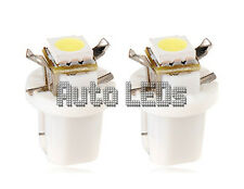 White SMD LED B8.5D Neo Wedge 12v Interior LED Bulb