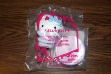New Unopened 2011 Winter Hello Kitty McDonald's Happy Meal Toy 3rd in series BCR