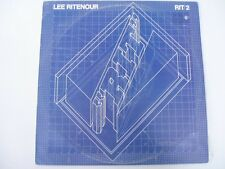 LEE RITENOUR - Rit 2 - HARVEY MASON DAVE GRUSIN 1982 - JAZZ FUNK LP