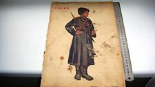 "1916 WWI IMPERIAL RUSSIAN MAGAZINE ""SUN OF RUSSIA"" СОЛНЦЕ РОССИИ BOOK # 352(46)"