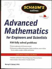 Schaum's Outline of Advanced Mathematics for Engineers and Scientists by Murray…