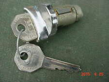 Vintage General Motors Ignition Lock Cylinder & Keys Chevy Olds Pontiac Rat Rod