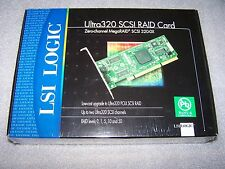 LSI MegaRAID 320-0X Zero-Channel Ultra 320 SCSI RAID card