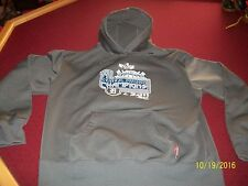 Majestic Authentic Detroit Tigers 2011 Hoodie Central Division Champ Youth L