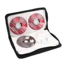 Hot 80 Disco porta CDs Caja de DVD Cartera De Almacenamiento VCD Organizador
