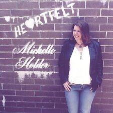 Michelle Holder-Heartfelt  CD NEW