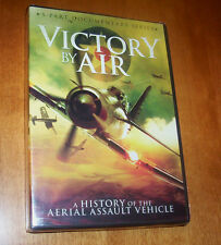 VICTORY BY AIR Aviation History World War II 5 Part Documentary NEW & SEALED