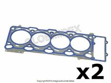 BMW E53 E60 LEFT and RIGHT 0.75 mm Cylinder Head Gasket Set of 2 REINZ OEM
