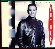 Luther Vandross / Little Miracles