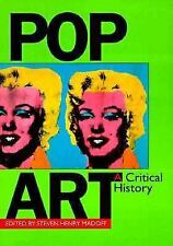 Pop Art: A Critical History-ExLibrary