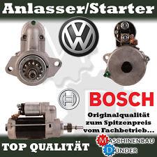 VW PHAETON TOUAREG 5.0 V10 R 10 TDI 4motion ANLASSER STARTER 3 kW ORIGINAL BOSCH