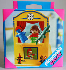 PLAYMOBIL SPECIAL 4664 PUPPET SHOW GIRL SCHOOL THEATER 2006 NEW SEALED MISB !