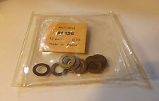 12 New Old Stock Garcia Mitchell 304 314 340 FISHING REEL HEAD SHIMS 81125 .15