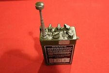 MILITARY PILOT SURVIVAL FIELD RADIO URC 68 VIETNAM SURPLUS PRC GEAR ANTENNA HAM