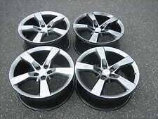 2010-2014 CHEVY CAMARO OEM 20 INCH WHEELS RIMS W/ CENTER CAPS INCLUDED