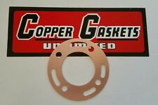 """HONDA CR80 COPPER HEAD GASKET 48.26MM X .032"""" 1990 AND LATER YEARS"""