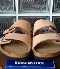 Birkenstock ARIZONA 057761 size 42/L11M9 R Sand Leather Soft Footbed Sandals