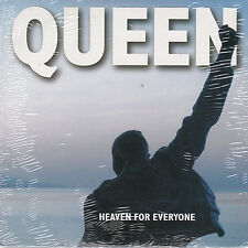CD CARTONNE QUEEN HEAVEN FOR EVERYONE 2T NEUF SCELLE