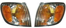 2001 2002 2003 TOYOTA SIENNA TURN SIGNAL LAMP LIGHT SET LEFT AND RIGHT PAIR