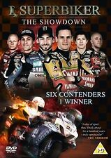 I Superbiker 2 The Show down 2012 Tommy Hill, Josh Brookes, Shane NEW UK R2 DVD