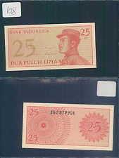 INDONESIA 25 SEN 1964 UNC (rif. 108)