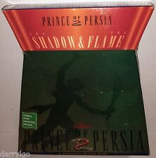 VINTAGE (Prince Of Persia II (2)The Shadow And The Flame New Sealed(Windows,Dos)