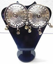 NEW INDIAN ETHNIC KUCHI TRIBAL OXIDISED EARRINGS BELLYDANCE JEWELLRY GYPSY