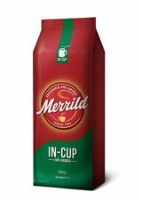 MERRILD IN-CUP Denmark Finely Ground Coffee Medium Roast Arabica 500g 17.6oz