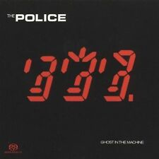 The Police - Ghost In The Machine SACD, Rare!