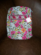 VERA BRADLEY ~TEA GARDEN~ LAPTOP BACKPACK  NEW WITH TAGS
