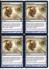 mtg Magic 4x Echoing Truth ( Verdad Reflejada )  Modern Masters NM