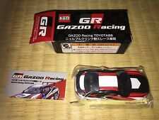 RARE TOMICA TOYOTA 86 GAZOO RACING LOTTERY IN JAPAN ONLY VERY LIMITED