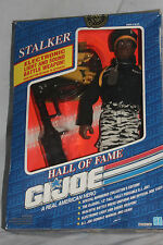 "GI JOE HALL OF FAME Collection_STALKER 12 "" figure with Electronic Light & Sound"
