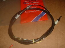 VW  VOLKSWAGEN POLO 1984-94 FRONT SECTION HANDBRAKE CABLE BC2236