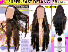 FAST NATURAL HAIR DETANGLER FOR AFRICAN AMERICAN HAIR FOR LONG HAIR FOR DOGS DAY