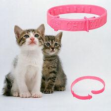 Hund Katze Haustiere Flohhalsband Zeckenhalsband Ungezieferhalsband Halsband Neu