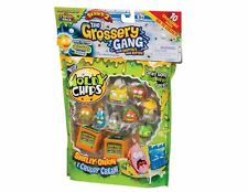 Grossery Gang Series 2 - Moldy Chips 10 Pack - Includes 10 grossery gang figures