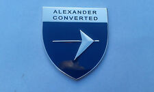 ALEXANDER TUNING CONVERSION MINI COOPER S 998 MK1 1275 850 DOWNTON BADGE FORD MG