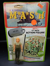 1982 vintage MASH action figure HOT LIPS tristar MOC sealed M.A.S.H. toy 4077th