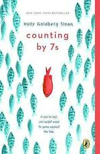 Sloan, Holly Goldberg-Counting By 7S  BOOK NEW