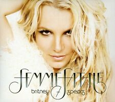 Femme Fatale: Deluxe Edition - Britney Spears (2011, CD NEUF)