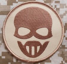 GHOST RECON SPECIAL FORCES ARMY OIF ISAF USA JSOC BADGE DESERT ARID HOOK PATCH